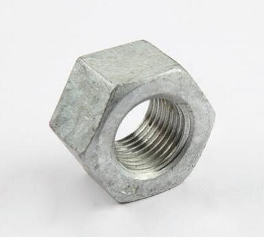HDG hvy hex nut A563